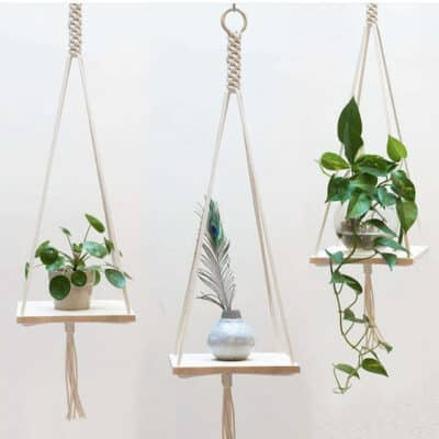 Home Decor Wall Tapestry Plant Hanger