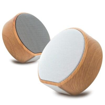 Retro Wood Bluetooth Speaker