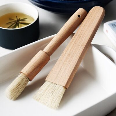 Wooden Pastry Brushes