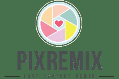 PixRemix Logo
