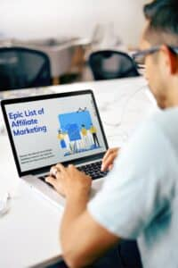 Epic List of Affiliate Marketing