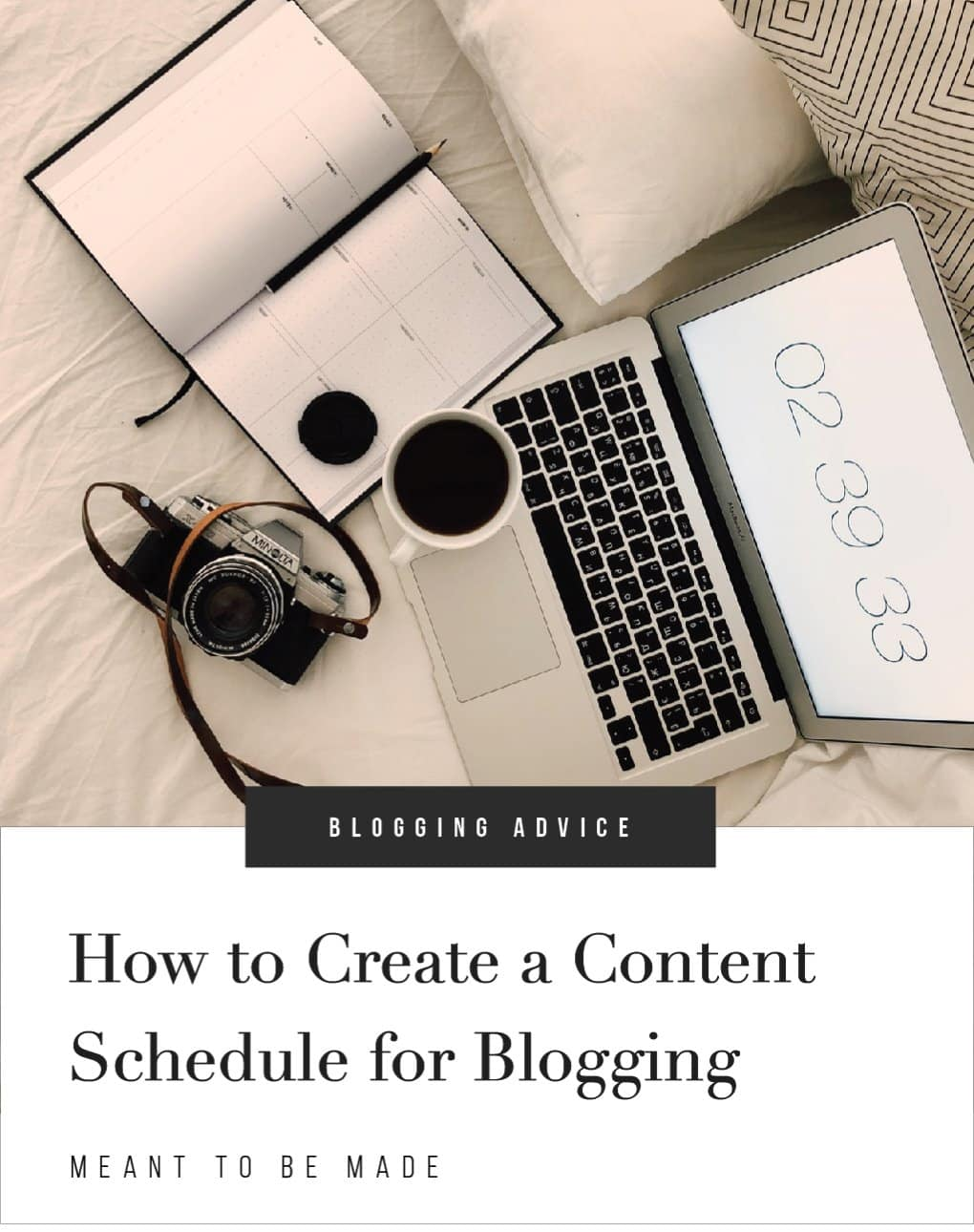 How to Create a Content Schedule for Blogging