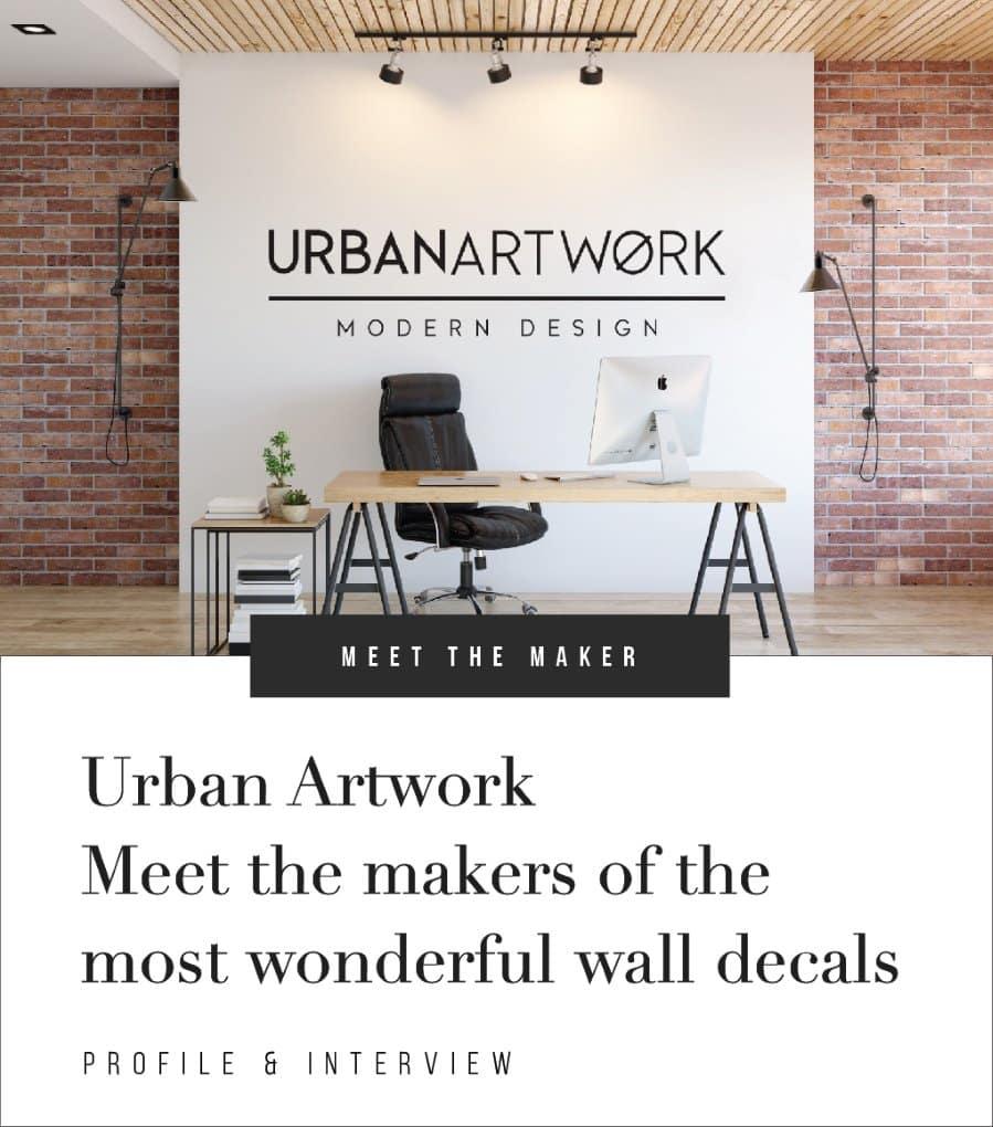 Meet The Maker - Urban Artwork