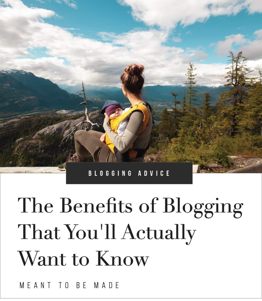 The Benefits of Blogging You'll Actually Want to Know