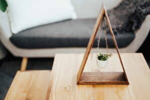 Trending Hanging Triangle Planter