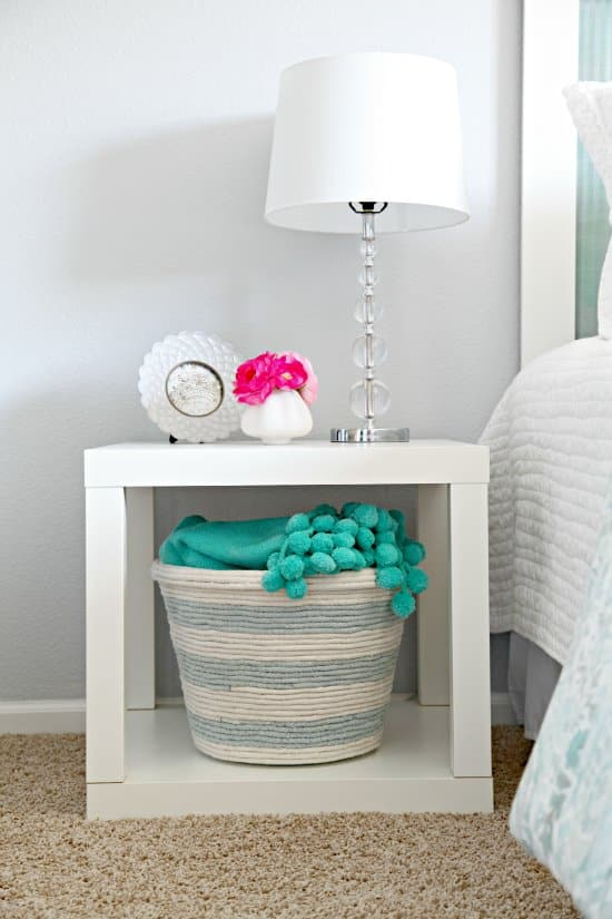 DIY-Blanket-Storage-Rope-Basket