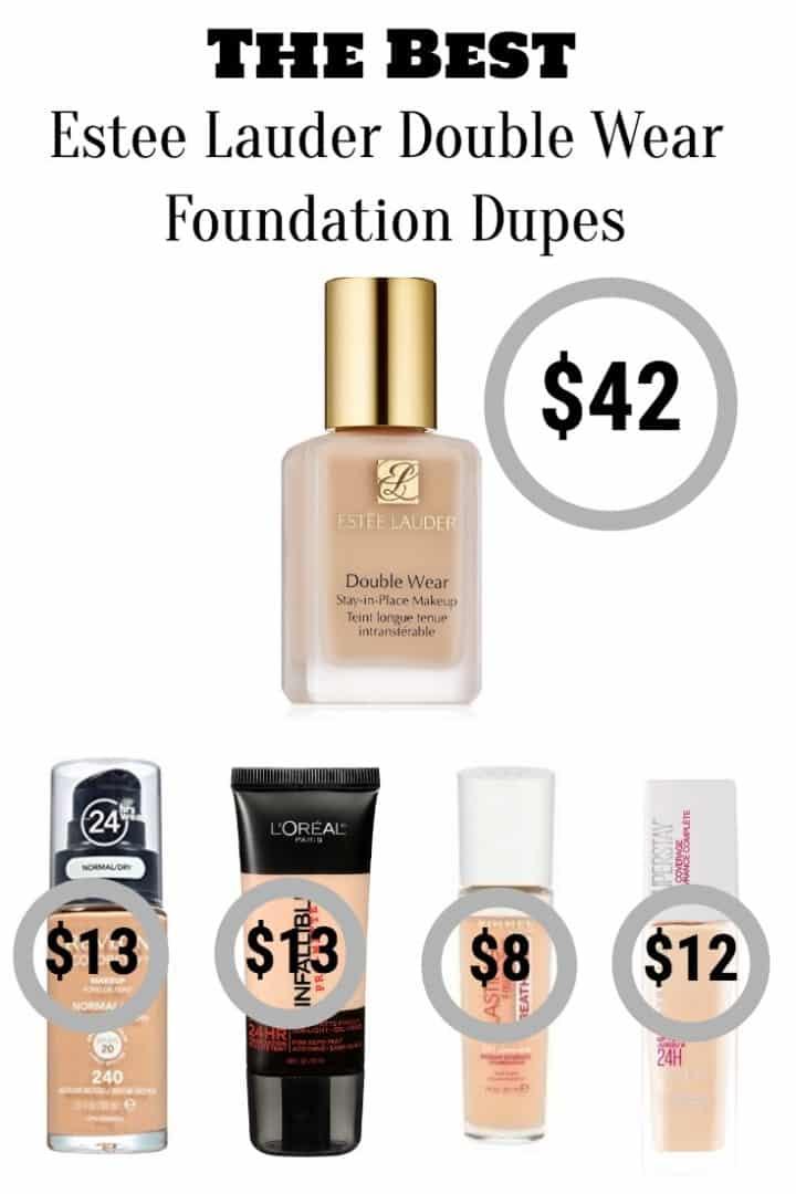 Estee-Lauder-Double-Wear-Foundation-Dupes