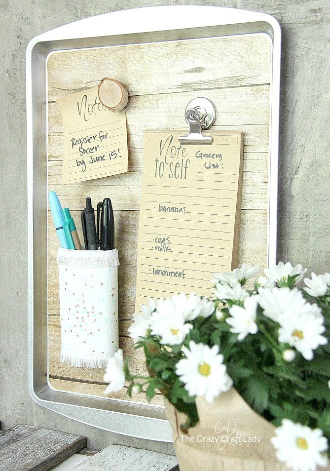 Magnetic-Cookie-Sheet-Organizer