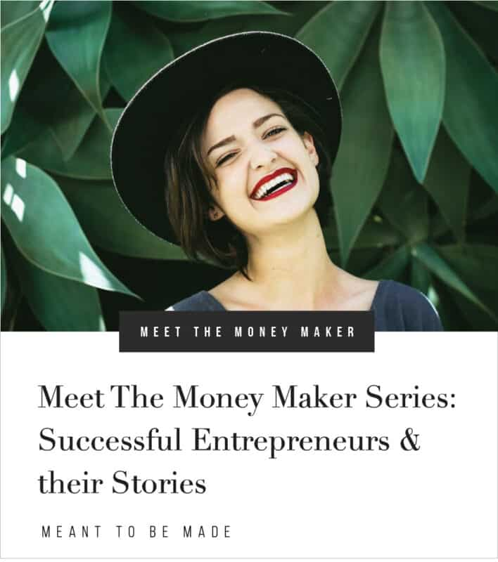 Meet The Money Maker Series