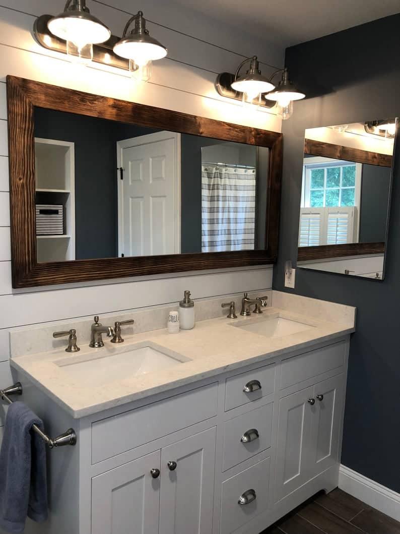 Reclaimed-Wood-Farmhouse-Style-Mirror